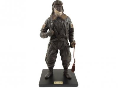 未来造形 憂国烈士 帝国陸軍航空隊烈士 陸の若鷲 烈士像