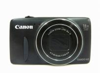 Canon PowerShot SX600 HS キャノン Wi-Fi 対応 約1600 万画素 18倍 ズーム パワーショット コンパクト デジタル カメラ