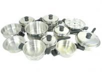 Amway クイーンクックウェア 21P 調理器具 21ピースの買取