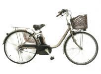 Panasonic パナソニック VIVI TX ビビTX BE-ELTX63T2 電動自転車 6.6Ah 26インチ大型の買取