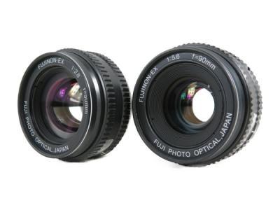 FUJINON EX 90mm F5.6 50mm F2.8 引き伸ばし機用レンズ セット