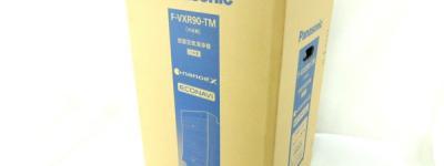 Panasonic F-VXR90-TM 加湿 空気 清浄機 木目調 適用 床面積 最大 40畳 2018年発売モデル!!