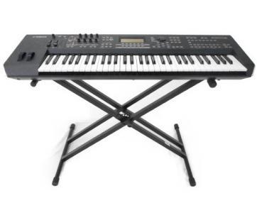 YAMAHA ヤマハ MOX6 シンセサイザー 61鍵 鍵盤 楽器 ケース付