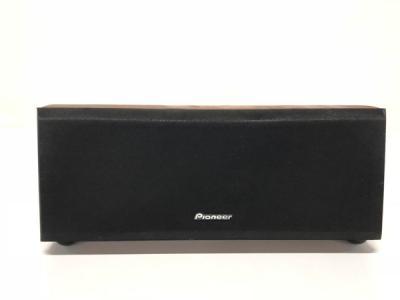 Pioneer パイオニア S-LM2C センタースピーカーシステム 音響機材