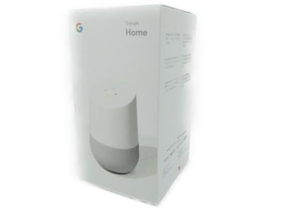 Google Home 円柱型 スマート スピーカー GA3A00538A16