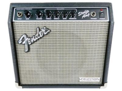 Fender studio ST-15CE ギター用 アンプ 機器