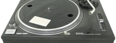 Technics テクニクス SL-1200MK3 ターンテーブル DJ機器