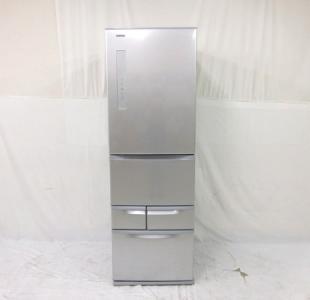 TOSHIBA 東芝 べジータ GR-K41G(S) 冷蔵庫 410L 5ドア 右開き