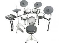 Roland ローランド TD-12KX V-Drums 電子ドラム イス付 楽器