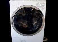 TOSHIBA 東芝 TW-117V5L(W) ドラム式 洗濯乾燥機 2017年製 大型