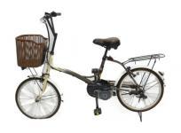 Panasonic パナソニック BE-ENCS032G ENCS03 シュガードロップ 電動 アシスト 自転車 充電器付 20型 大型の買取