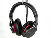 SONY ソニー MDR-1ADAC ステレオヘッドホン ハイレゾオーディオ USB対応 ブラック
