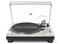 Technics テクニクス SL-1200MK5 2台セット ターンテーブル シルバー DJ機器