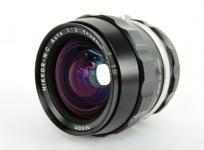 Nikon ニコン NIKKOR-N.C Auto 1:2 28mm カメラ レンズ 趣味