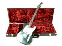 sago sago Classic style T エレキ ギター 音楽 弦楽器 グリーン