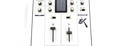 Technics テクニクス  SH-EX1200 DJ用 オーディオ ミキサー ブラック