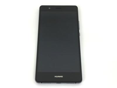 訳有 HUAWEI P9 lite PREMIUM VNS-L52 16GB SIMフリー ブラック スマートフォン Android