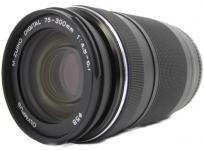 OLYMPUS 75-300mm F4.8-6.7 II ED MSC 望遠 レンズ ズームレンズ
