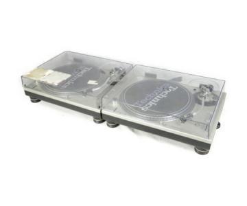 Technics テクニクス SL-1200MK3D レコードプレーヤー ターンテーブル 2台セット 音響 オーディオ