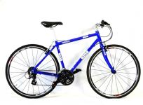 GIOS ジオス MISTRAL クロスバイク 430mm 24速 ブルーの買取