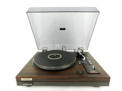 Pioneer パイオニア PL-1200 レコードプレーヤー ターンテーブル