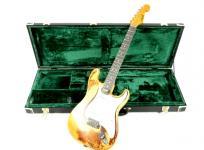 ESP Navigator ナビゲーター N-ST SGZ Custom -KIKUMARU- 菊丸 ギター エレキ 楽器 演奏の買取
