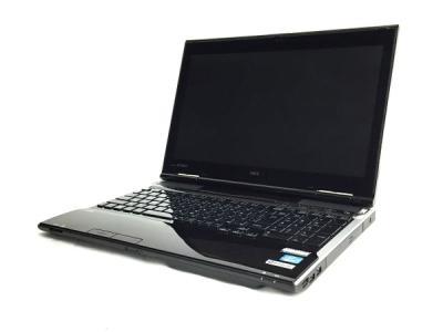 NEC LaVie LL750/LS1CB PC-LL750LS1CB ノート パソコン PC 15.6型 i7 3630QM 8GB HDD1TB Win8 クリスタルブラック