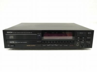 DENON DCD-1700 CDプレーヤー ステレオ デノン デンオン