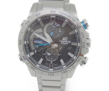 CASIO カシオ EDIFICE エディフィス EQB-800 メンズ ソーラー 5512 腕時計 Bluetooth