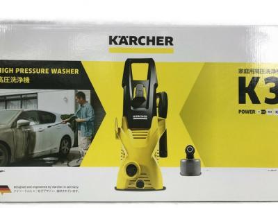 KARCHER ケルヒャー K3 KS 家庭用 高圧 洗浄機 50Hz 60Hz