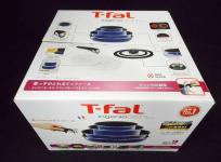 T-fal セット9 ネオグランブルー プレミア ティファール 調理器具 鍋