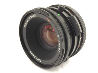 Hasselblad Carl Zeiss Planar 2.8/80 T* cf レンズ ハッセル レンズ
