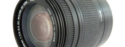 SIGMA シグマ 18-250mm F3.5-6.3 DC MACRO OS HSM Nikon用 カメラ レンズ 機器