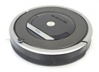 iRobot アイロボット Roomba ルンバ 871 ロボット 掃除機 ピューターグレー ライトグレーの買取