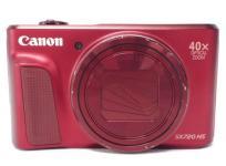 Canon PowwerShot SX720HS レッド デジタルカメラ