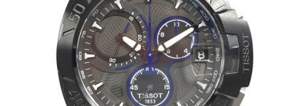 TISSOT T-Race Moto GP 2017 Limited Edition ティソ T092.417.37.061.00 クロノグラフ 腕時計