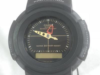 CASIO G-SHOCK AW-500UA-1E UNITED ARROWSコラボ 電池切れ