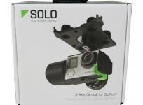 SOLO 3軸ジンバル Go pro用 GB11A