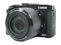 Canon キャノン デジタルカメラ PowerShot G3 X 高倍率ズーム Wi-Fi 1型 2020万画素 デジカメ コンパクト カメラ