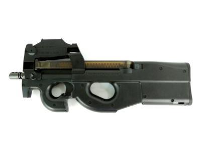 東京 マルイ MARUI P-90 AUTOMATIC 電動 エアガン 競技専用 ドットサイト装備モデル