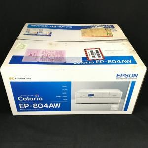 EPSON エプソン EP-804AW 多機能プリンタ  インクジェット ホワイト