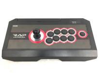 HORI PS4-046 リアルアーケード Pro.V RAP HAYABUSA PS4 PS3 PC コントローラー