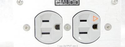 CIAUDIO XDC-2 AC Enhancing Filter エンハンシング フィルター ノイズフィルター クリーン 電源 オーディオ
