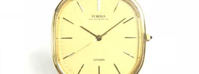 CITIZEN シチズン アナログ 腕時計 ゴールド