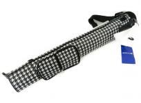 アズロブ AZ-SSC02 セルフスタンドバック ブラックチドリ ゴルフ
