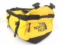 THE NORTH FACE BASE CAMP DUFFE 50L ザノースフェイス ボストンバッグ リュック イエロー ブラック