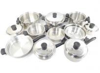 Amway アムウェイ クイーンクックウェア 24ピース セット 調理器具 鍋の買取