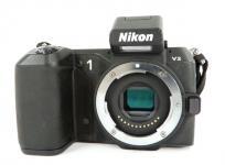 Nikon ニコン 1 V2 一眼 レフ カメラ ボディ 機器