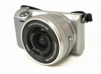 SONY α NEX-5T ボディ 16-50mm F3.5-5.6 レンズ セット ソニー アルファ デジタル ミラーレス 一眼 カメラ