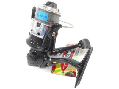 訳あり Guppy 2000BX 3号 約130m付 スピニングリール 釣具 フィッシング